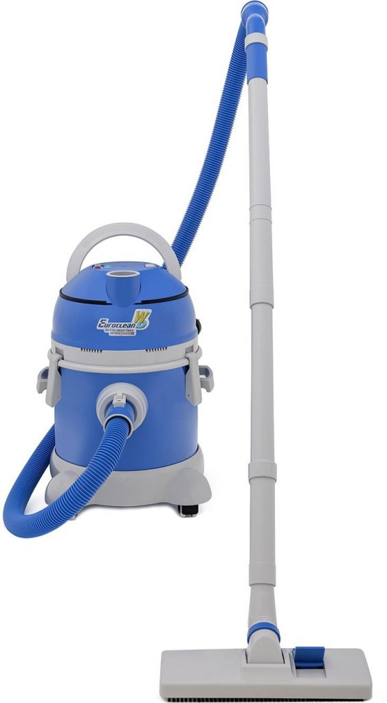Euroclean Eureka Forbes Wet and Dry Vacuum Cleaner