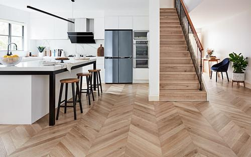 Parquet Flooring at Home